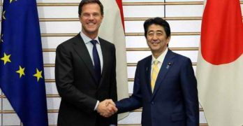 Japan, Netherlands jointly express concern over actions raising tensions in West PH Sea