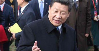 Chinese President assured with Filipino hospitality
