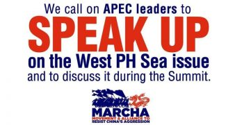 APEC leaders urged: Condemn China's nine-dash claim in the West PH Sea