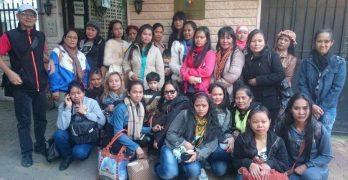 31 Filipinos from Syria repatriated