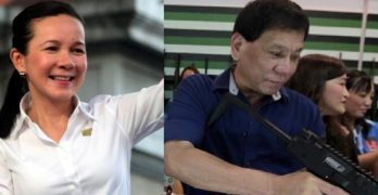 Duterte says Poe wanted to be his VP; Poe vehemently denies