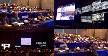 Security command center activated for APEC Leaders' Meeting
