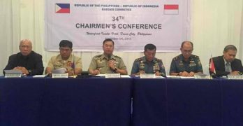 Philippines, Indonesia conduct joint border talks