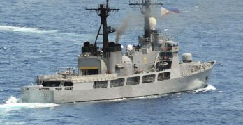 Sufficient naval assets to cover WPS amid assignment of 2 Navy warships to APEC