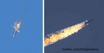 Russia confirms SU-24 warplane downed