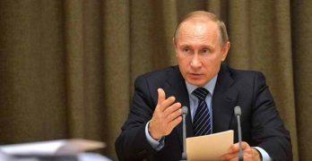 Russian President Putin phone calls President Aquino