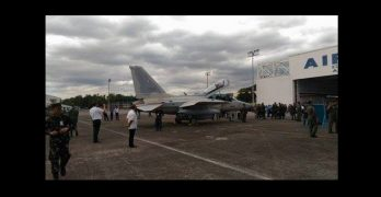 Touchdown: Two FA-50PH now in Clark Air Base