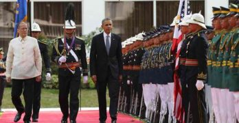 US President Obama to visit a 'coastal facility' in Philippines