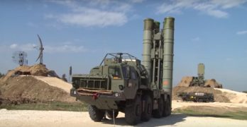 Russian S-400 now combat ready to protect fighter jets in Syria