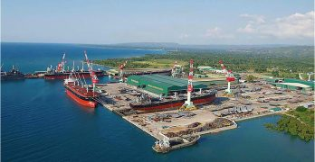 Japanese shipbuilding firm eyes expansion in Negros Occidental