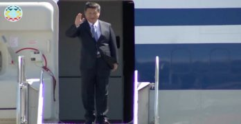Chinese President Xi Jinping now in Philippines
