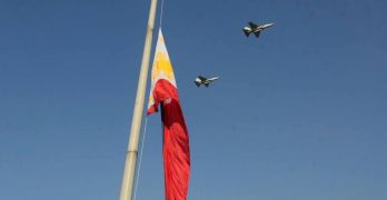 35 Air Force, 3 Navy air assets honor Rizal with flyby