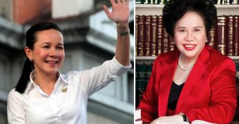 Poe tells law expert Santiago: International law says I'm natural-born