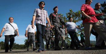 Marcos wants more patrol boats, night vision goggles for border patrols