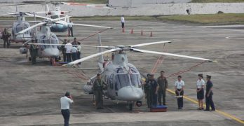 New attack helicopters to be deployed in Mindanao