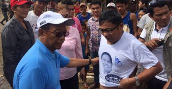 VP Binay leading in Pulse Asia presidential survey