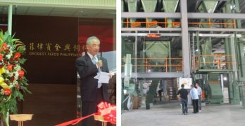 USD15 million Taiwanese feeds plant inaugurated