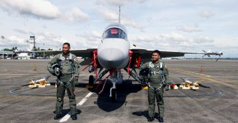 AFP acquiring 93,600 rounds of 20mm ammo for FA-50PHs