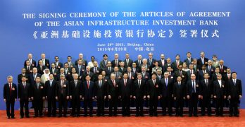 PH decides to join China-led Asian Infrastructure Investment Bank