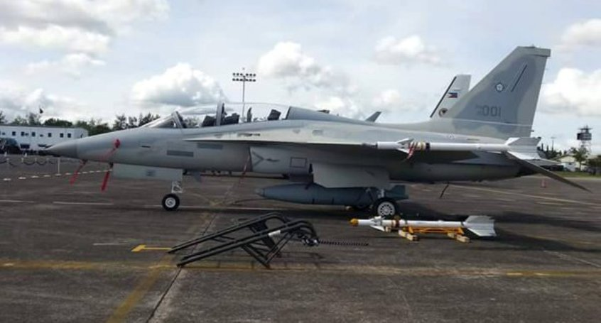 Fa 50phs Armed With Aim 9 Sidewinder Missile Update
