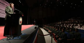 152 new officers join AFP