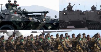 YEARENDER: Army ends 2015 with more armored assets, new rifles