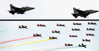Significant portion of military land, air assets present during 80th AFP founding anniversary