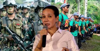 Poe wants indefinite extension of truce between government forces, NPA