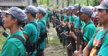 65 Rebels surrender as all-out-war vs insurgents enters 4th week