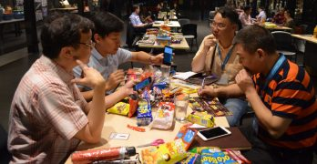 China importing $500M worth of Filipino snacks