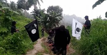 Video claims ISIS established training facility in Philippines