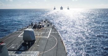 US military Pacific Commander: Expect increased, more complex freedom of navigation ops