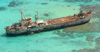 China: PH has been deploying weaponry on Spratly Islands