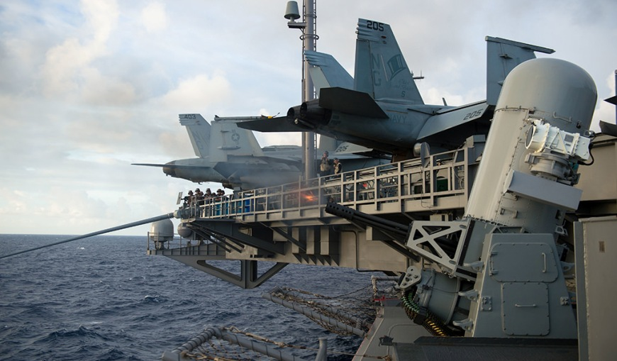 US Navy photo.