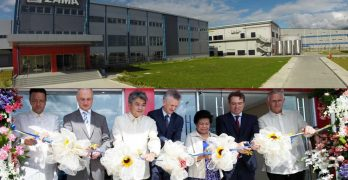 Germany-based manufacturing giant opens $50-M plant in Philippines
