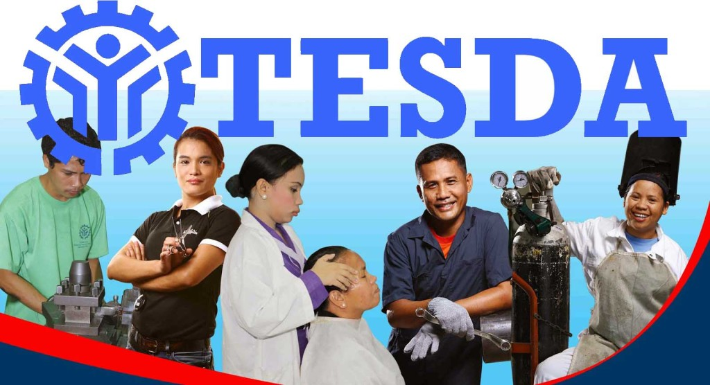 online scholarship application launched by tesda  u2013 update