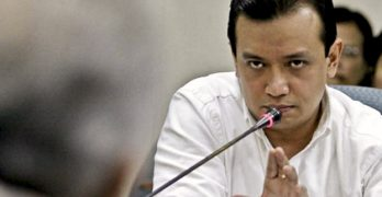 Trillanes facing ethics case for calling Duterte 'murderer'
