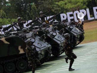 Philippine army 2016