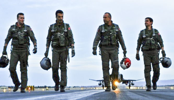 Turkey air force