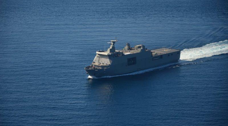 Navy BRP Tarlac
