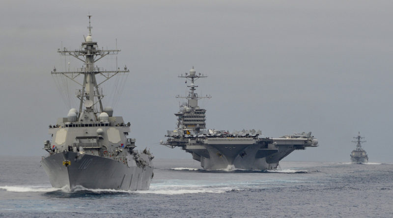 USS John C. Stennis Strike Group
