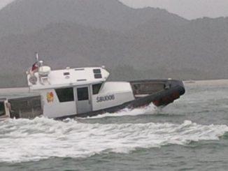 PNP Patrol Boat