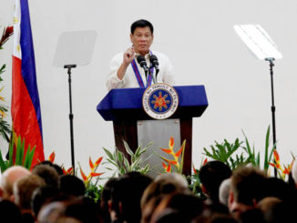 a reaction on the corruption in the philippine government Thorough, it is full of anecdotes on duterte's past, yet a spokesperson for the philippine government,  restore trust in the government by addressing crime, corruption and illegal drugs .