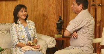 VP Robredo invited to Malacañang for meeting