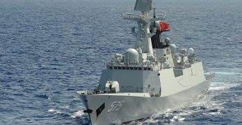 PH National Defense always open to visits by foreign navies