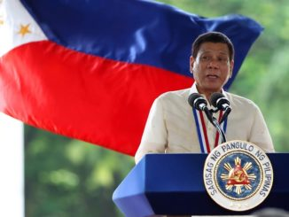 President Duterte PH flag