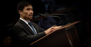 Senator Manny Pacquiao: PRRD only wants Filipinos to respect gov't, laws