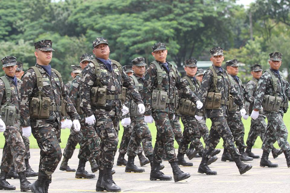 Armed Forces Starts Mustering Reserve Units Update