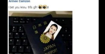 Maria Ozawa dismayed after alleged Immigration staff posted her passport online