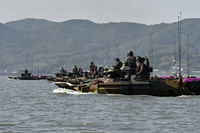 Philippine Marines To Receive 8 Amphibious Assault